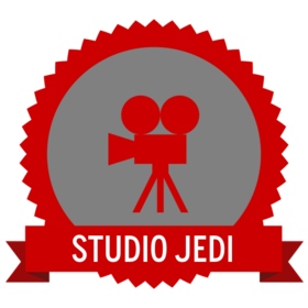 studio jedi badge