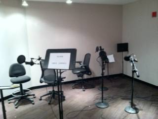 Audio Studio Performance Space