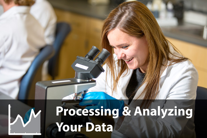Processing & Analyzing Data Resources