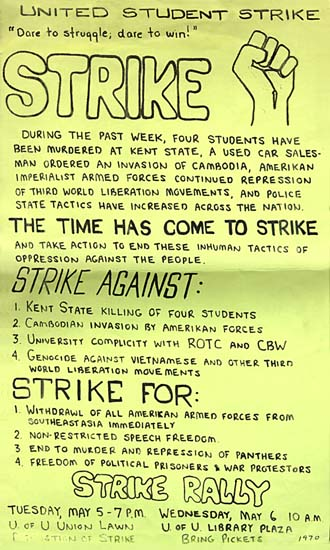 Strike Brochure